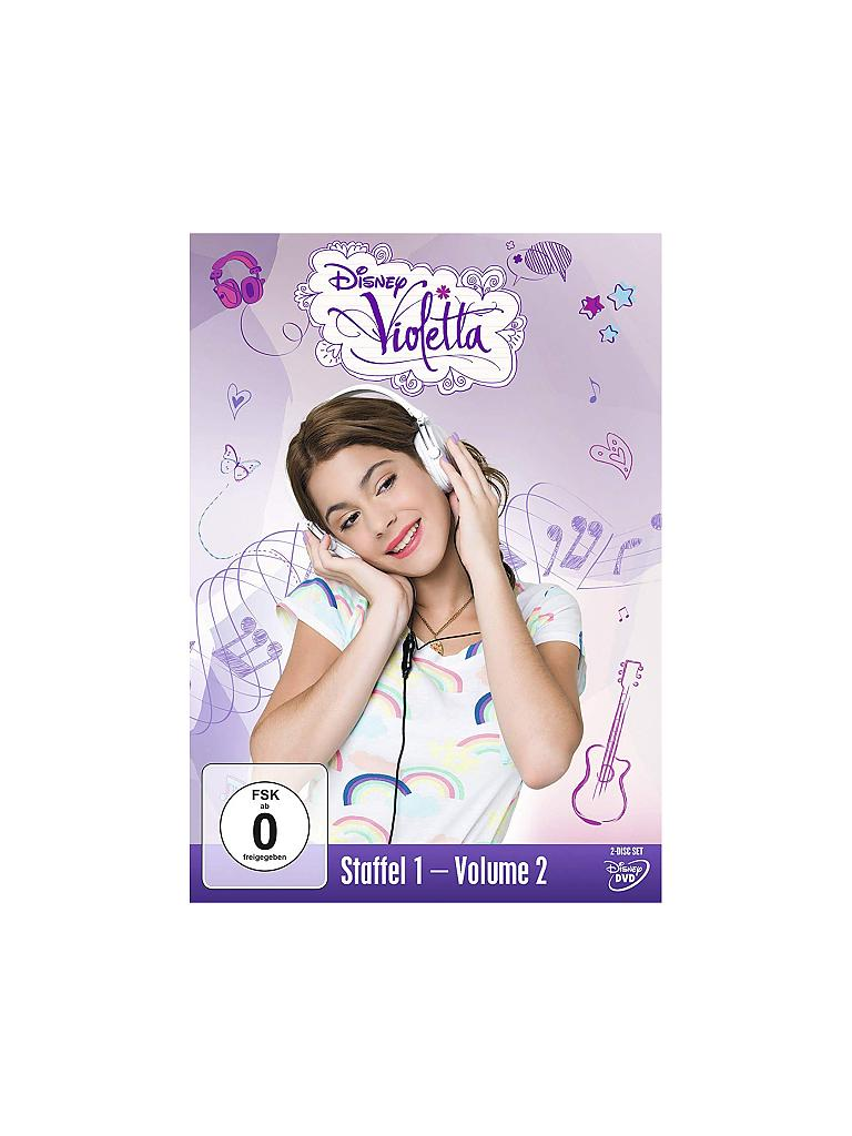 DVD | Violetta - Staffel 1 (Volume 2) | transparent