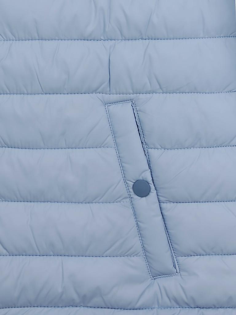 edc by esprit leichtsteppjacke blau l. Black Bedroom Furniture Sets. Home Design Ideas
