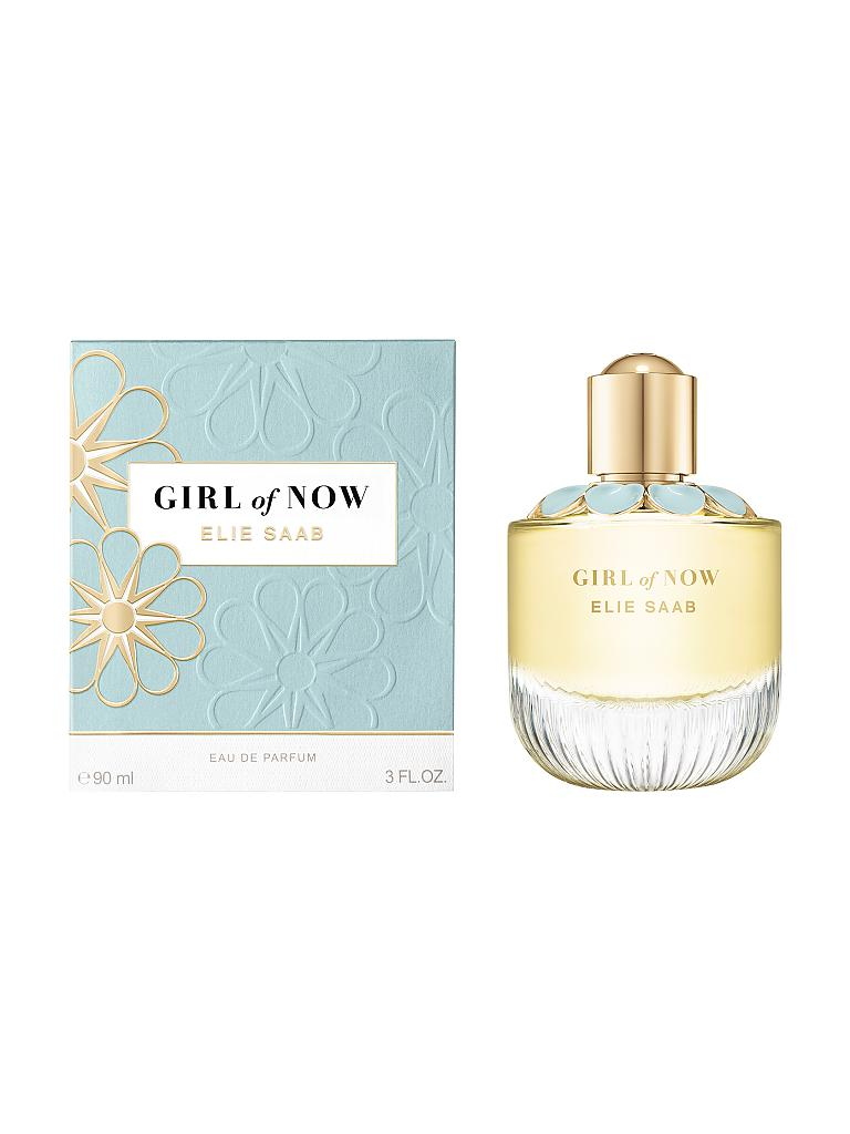 ELIE SAAB | Girl of Now Eau de Parfum 90ml | transparent