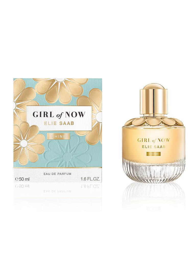 ELIE SAAB | Girl of Now Shine Eau de Parfum Spray 30ml | transparent