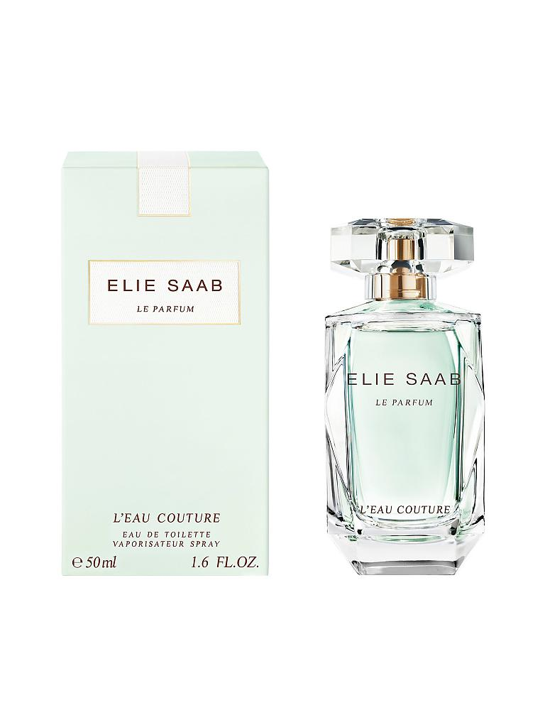 ELIE SAAB | Le Parfum L'Eau Couture Eau de Toilette Spray 50ml | transparent