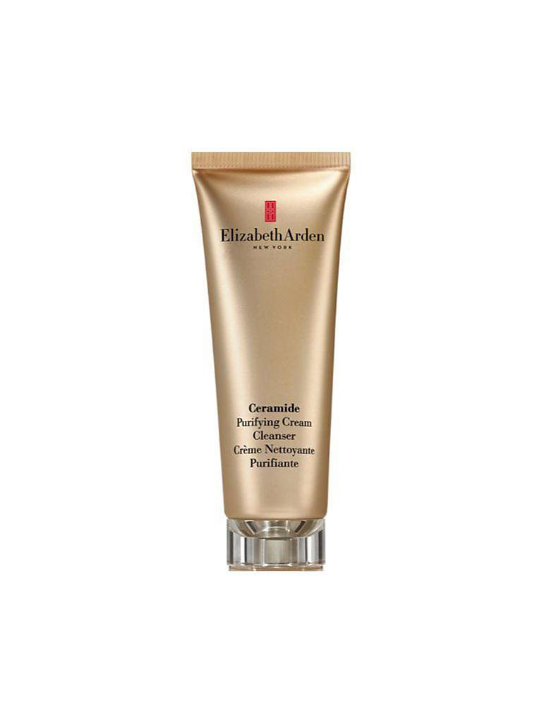 ELIZABETH ARDEN | Ceramide Puryfing Cream Cleanser 125ml | transparent