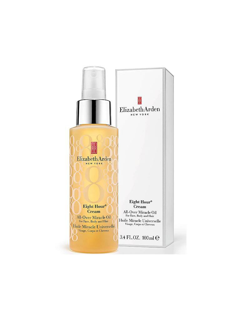 ELIZABETH ARDEN | Eight Hour® Cream All-Over Miracle Oil 100ml | transparent
