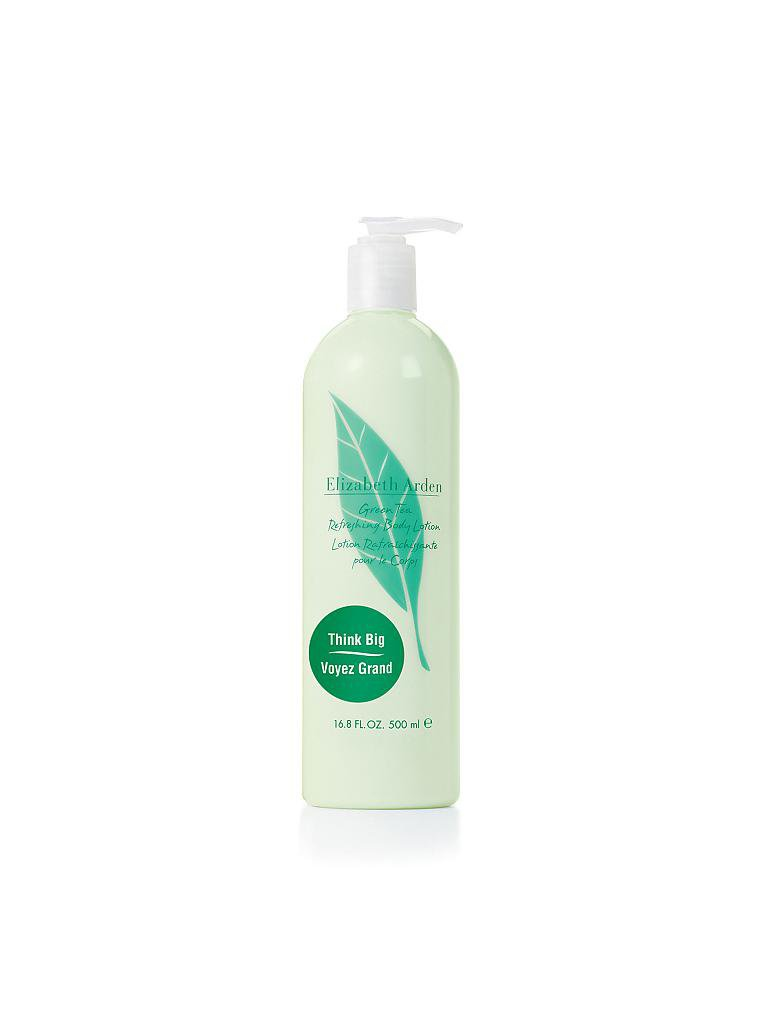 ELIZABETH ARDEN | Green Tea Body Lotion 500ml | transparent