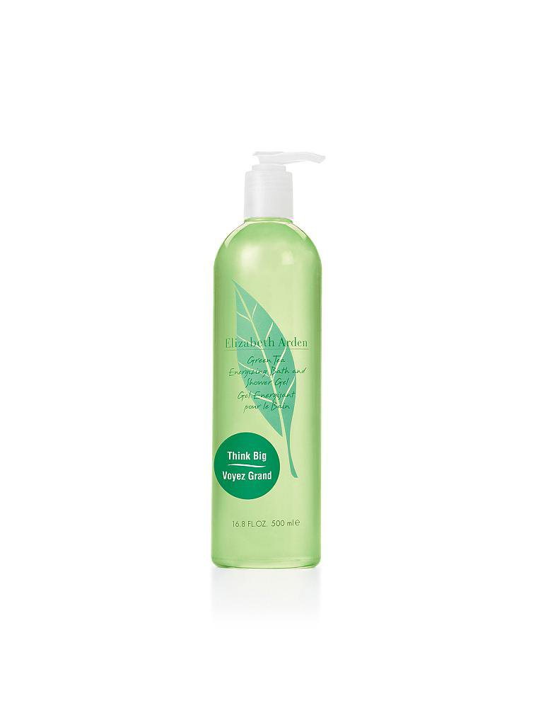 ELIZABETH ARDEN | Green Tea Shower Gel 500ml | transparent
