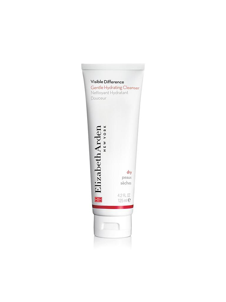 ELIZABETH ARDEN | Visible Difference Gentle Hydrating Cleanser 125ml | transparent