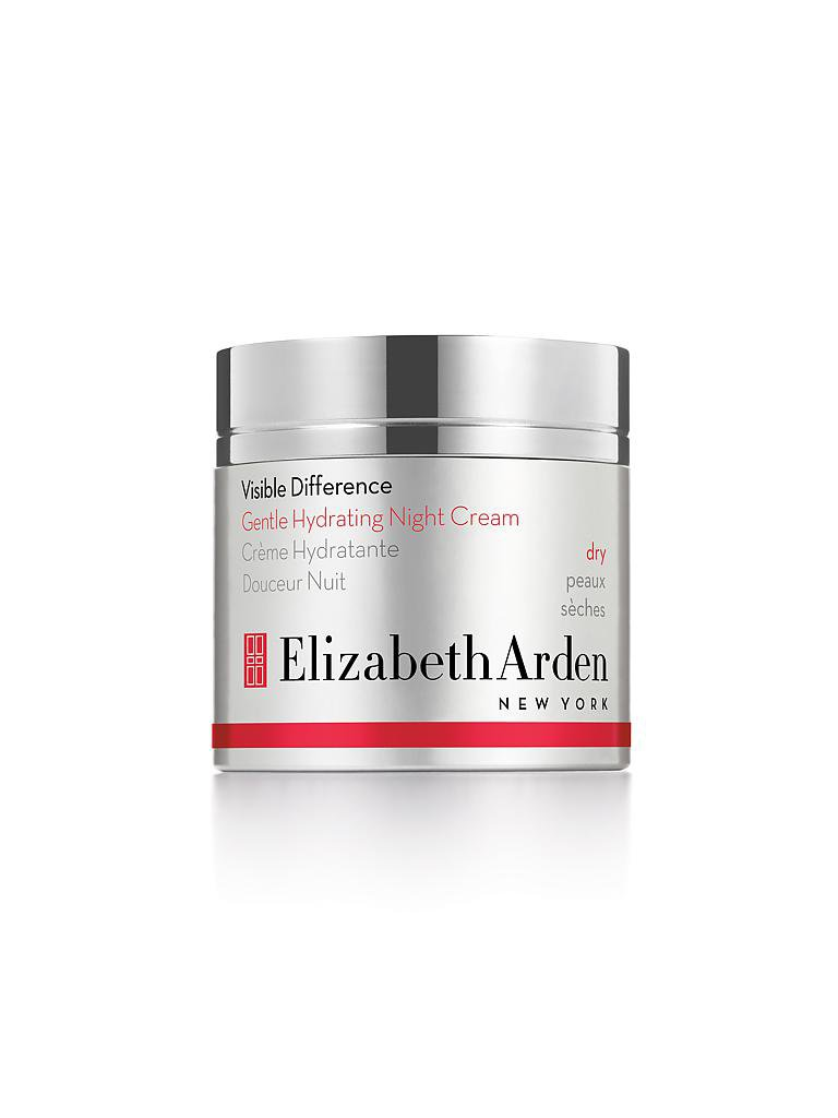 ELIZABETH ARDEN | Visible Difference Gentle Hydrating Night Cream 50ml | transparent