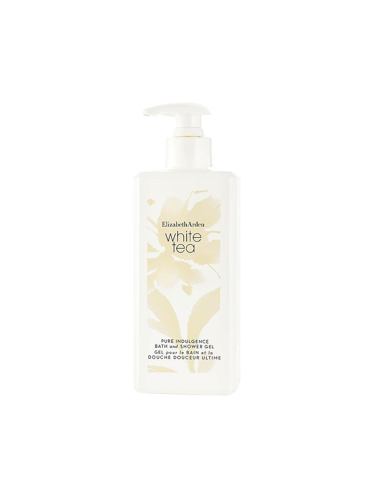 ELIZABETH ARDEN | White Tea Bath and Shower Gel 400ml | transparent