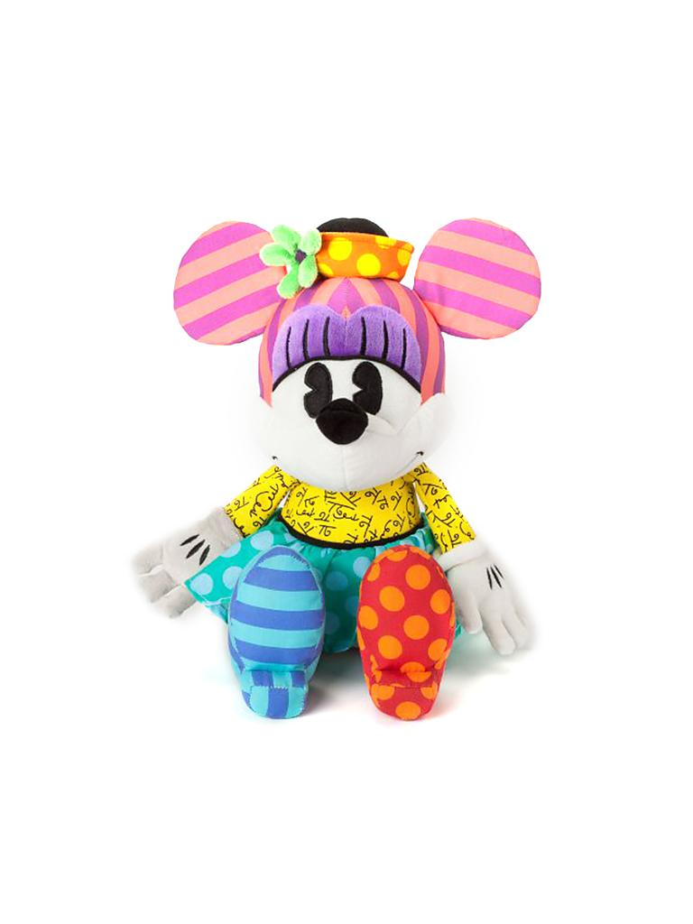 ENESCO | Disney Britto Minnie Standard Plüschtier 4037564 | transparent