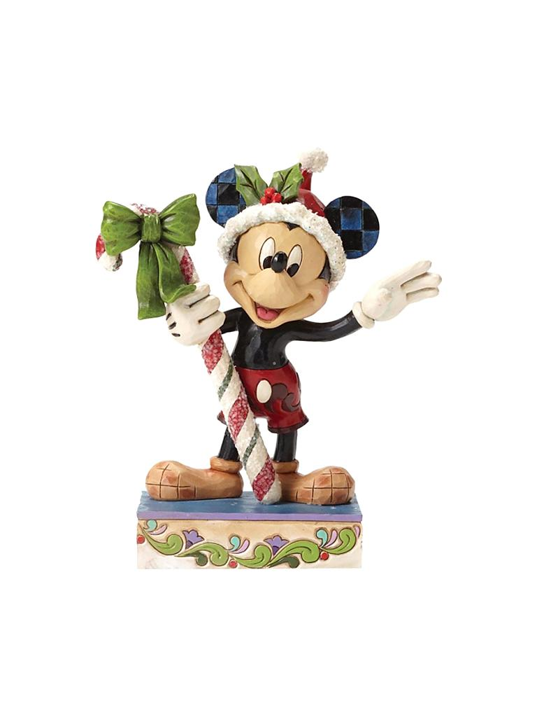 ENESCO | Mickey Mouse - Sweet Greetings - Jim Shore 15cm | transparent