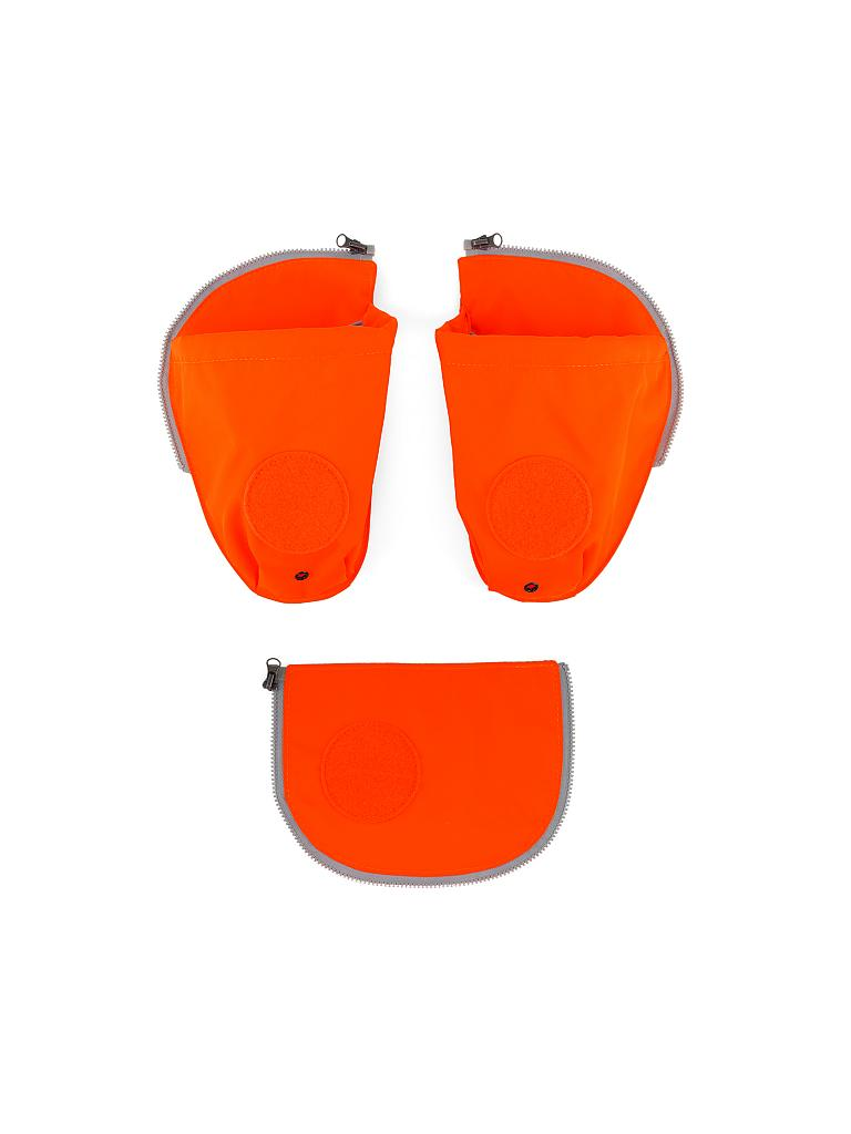 ERGOBAG | Seitentaschen (Orange) | orange