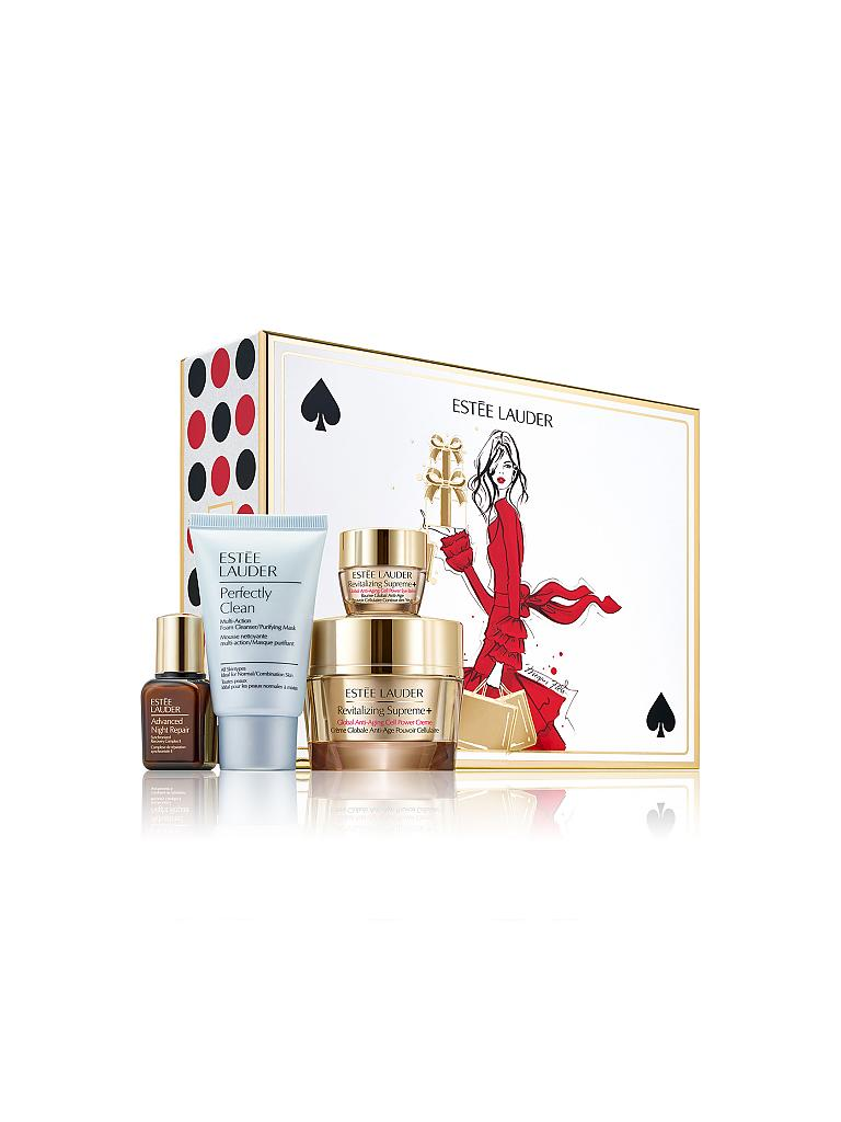 ESTÉE LAUDER | Geschenkset - SUPREME ANTI-AGING SET 50ml/15ml/5ml/30ml | transparent