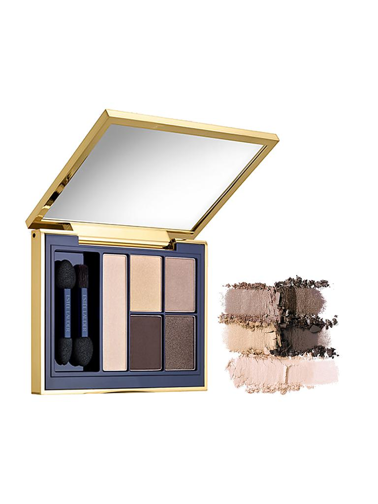 ESTÉE LAUDER | Lidschatten - Pure Color Envy Sculpting EyeShadow 5-Color Palette (02 Ivory Powder) | braun