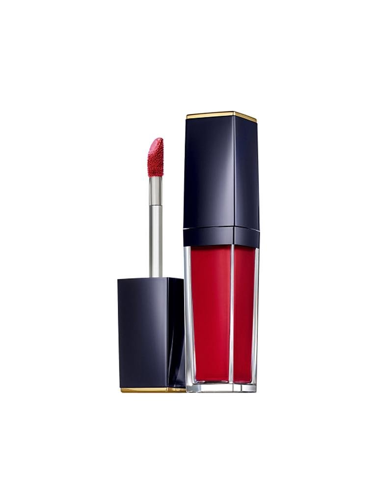 ESTÉE LAUDER | Lippenstift - Pure Color Envy  Liquid Matte Paint-On Liquid Lipcolor (19 Poppy Sauvage) | rosa