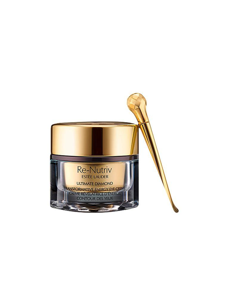 ESTÉE LAUDER | Re-Nutriv  Moisturizer Ultimate Diamond Transformative Energy Eye Creme 15ml | transparent
