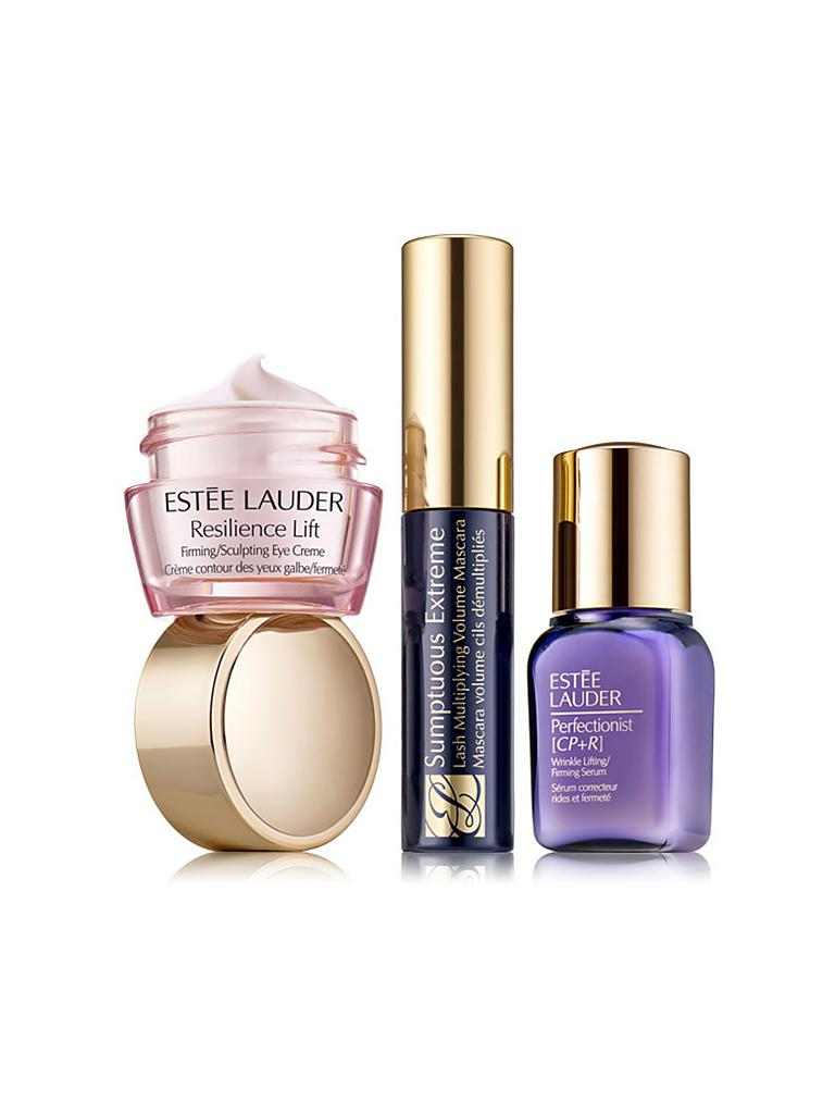 Este Lauder Resilience Lift Eye Set 15ml 7ml 28ml Transparent Estee Perfectionist Wrinkle Lifting