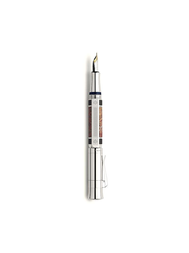 "FABER-CASTELL | Füllhalter ""Pen of the year 2014"" Platin 