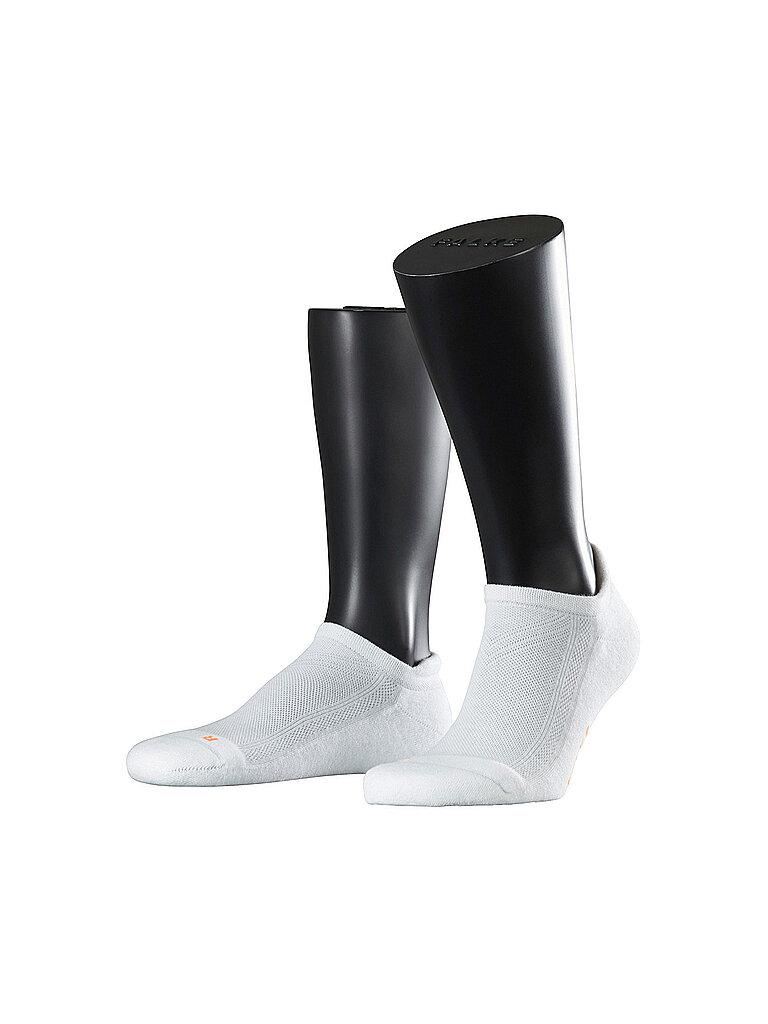 FALKE Herren-Sneakersocken Cool Kick weiß | 39-41