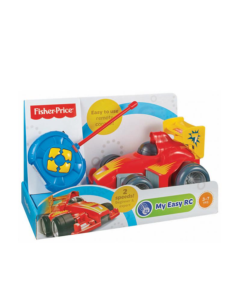 FISHER PRICE | Fern-Lenk-Flitzer | transparent