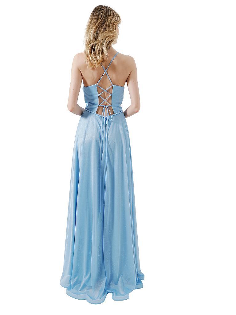 """FOREVER UNIQUE Abendkleid """"Chiara"""" blau   34"""