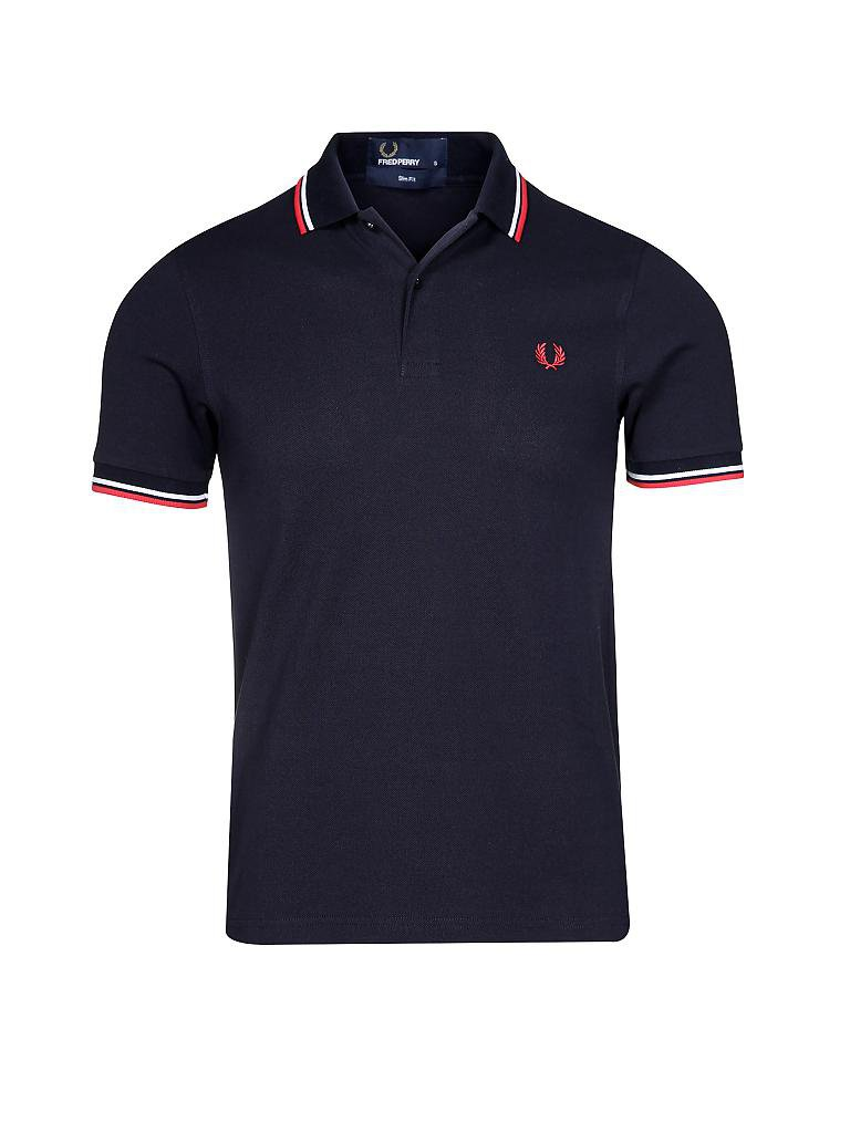 "FRED PERRY | Poloshirt Slim-Fit ""M3600"" 