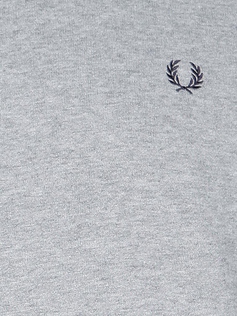 FRED PERRY | Sweater | grau