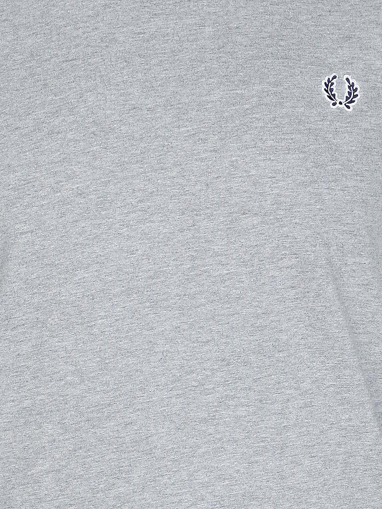 FRED PERRY | T-Shirt | grau