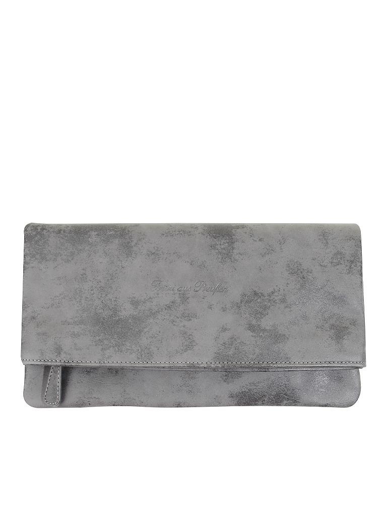 fritzi aus preu en tasche clutch ronja grau. Black Bedroom Furniture Sets. Home Design Ideas