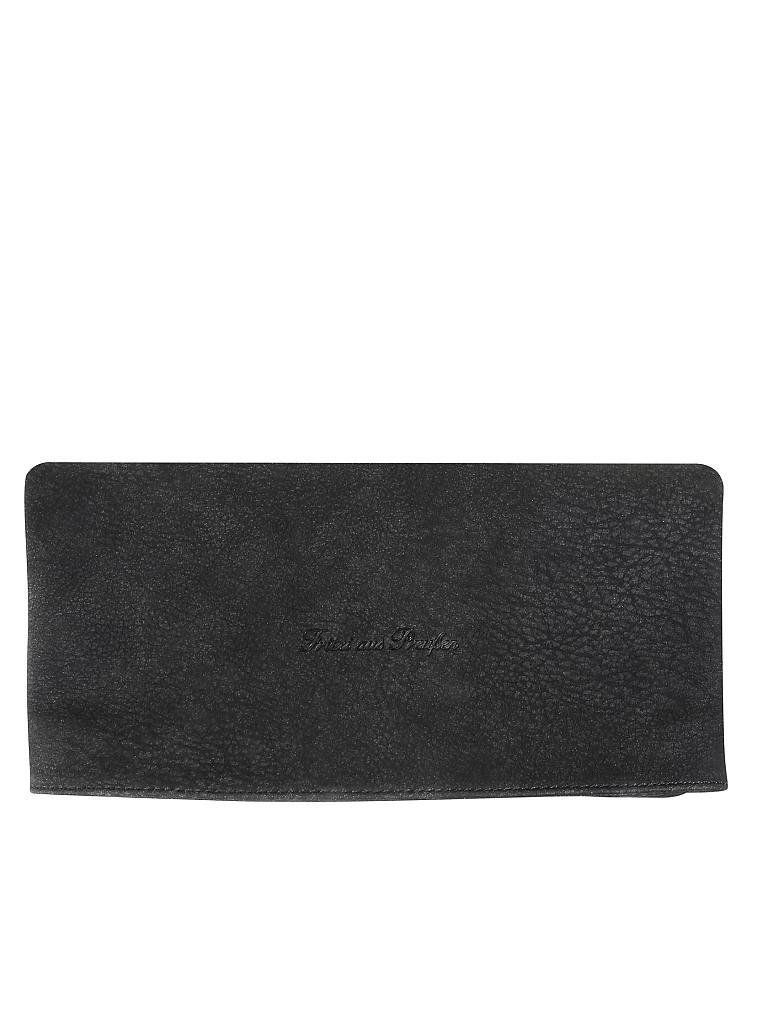 fritzi aus preu en tasche clutch ronja schwarz. Black Bedroom Furniture Sets. Home Design Ideas