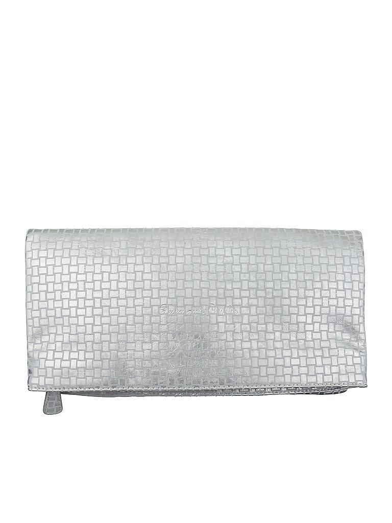 fritzi aus preu en tasche clutch ronja quattro grau. Black Bedroom Furniture Sets. Home Design Ideas