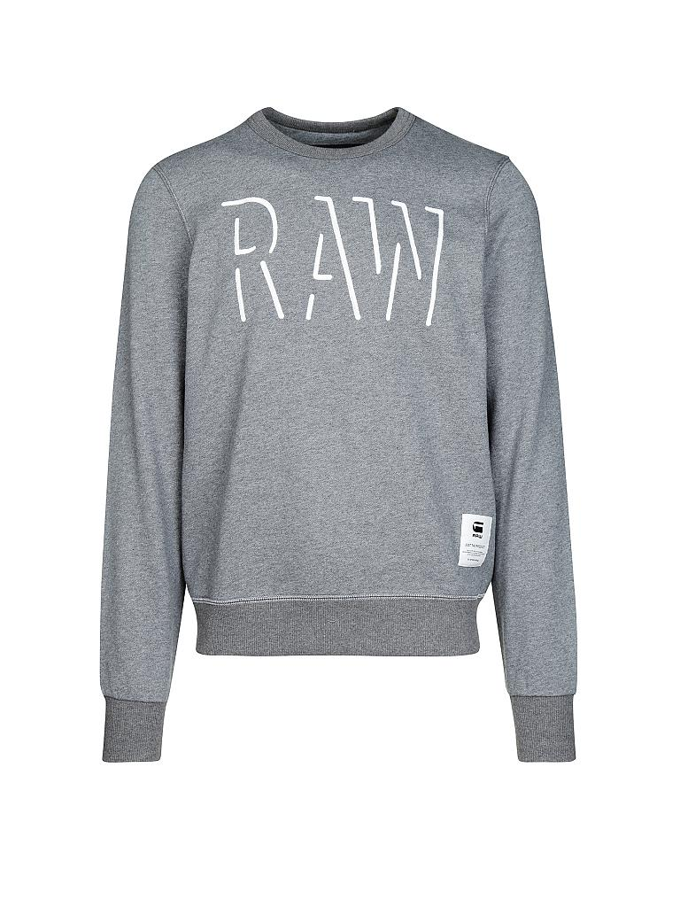 G-STAR | Sweater  | grau