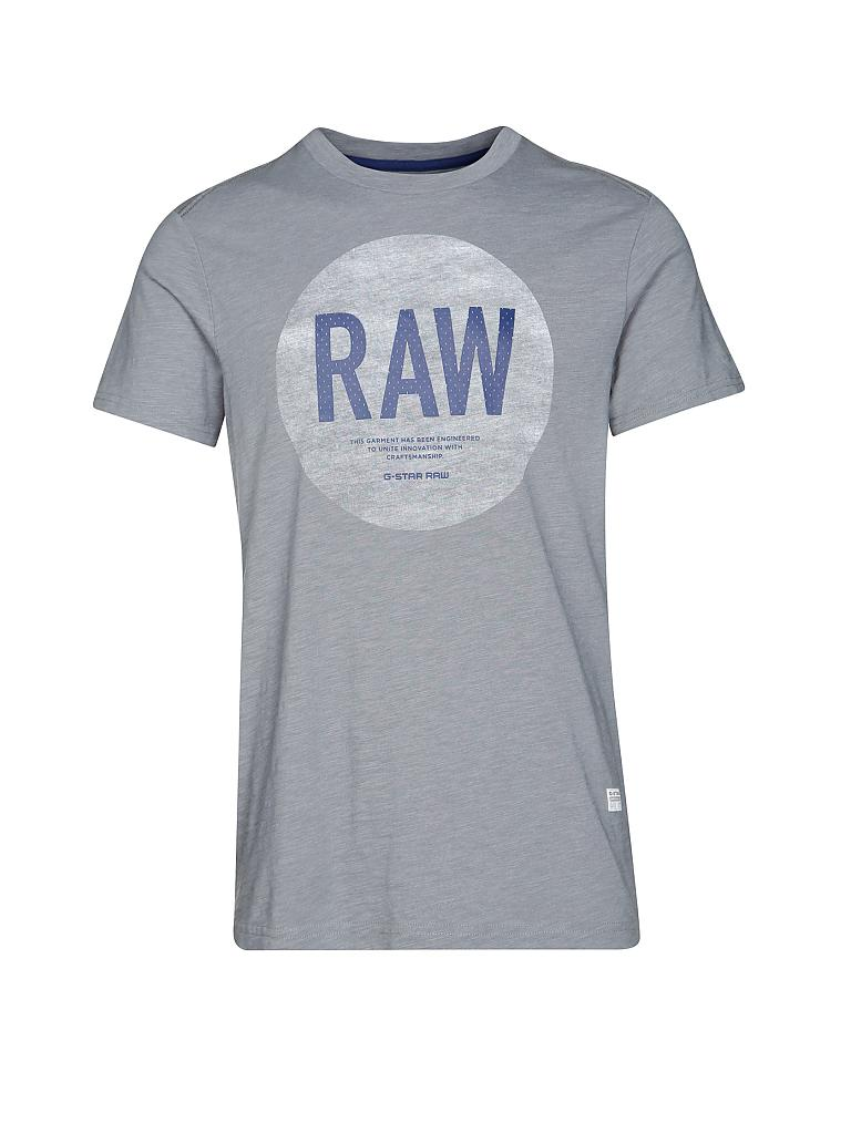 G-STAR | T-Shirt Regular-Fit | grau