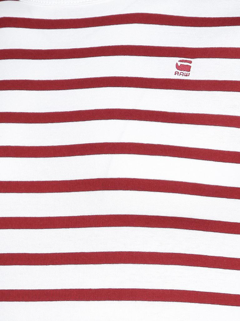 G-STAR | T-Shirt Slim-Fit | rot