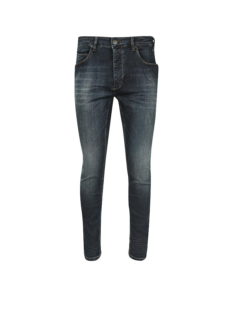 GABBA | Jeans Straight Slim Fit | blau