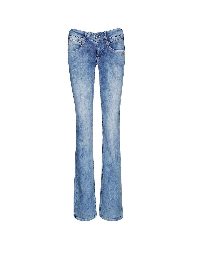 gang jeans slim fit nena bootcut blau 26. Black Bedroom Furniture Sets. Home Design Ideas