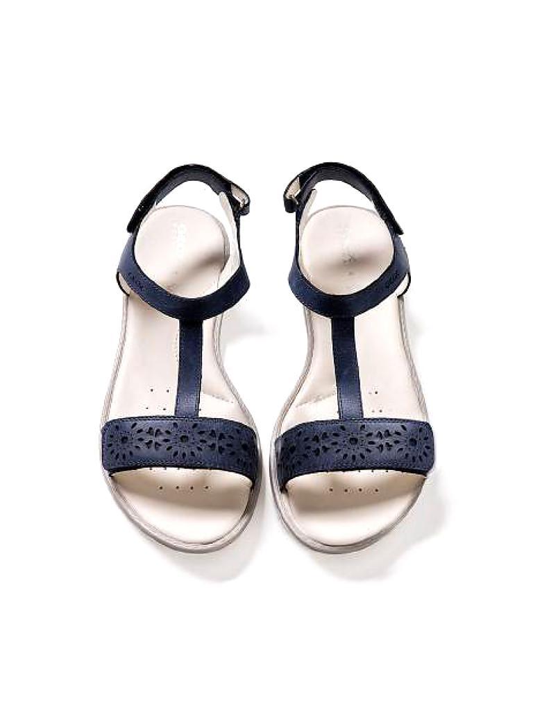 geox m dchen sandalen milk blau 28. Black Bedroom Furniture Sets. Home Design Ideas