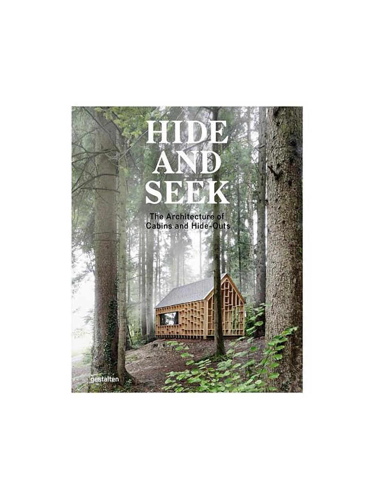 gestalten verlag buch hide and seek cabins and hideouts s borges 999. Black Bedroom Furniture Sets. Home Design Ideas