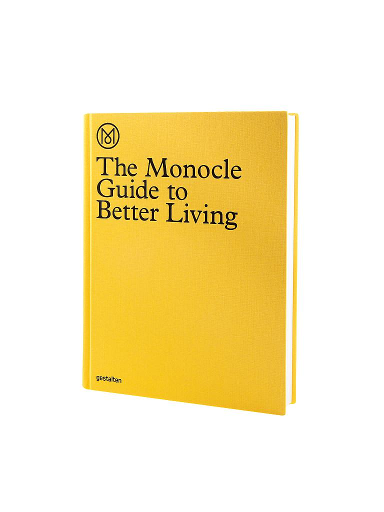 gestalten verlag buch the monocle guide to better living tuck 999. Black Bedroom Furniture Sets. Home Design Ideas