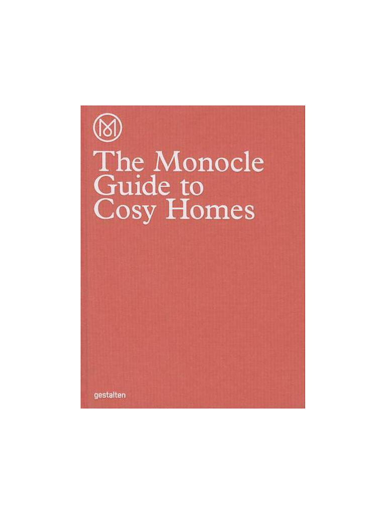 gestalten verlag buch the monocle guide to cosy homes 999. Black Bedroom Furniture Sets. Home Design Ideas