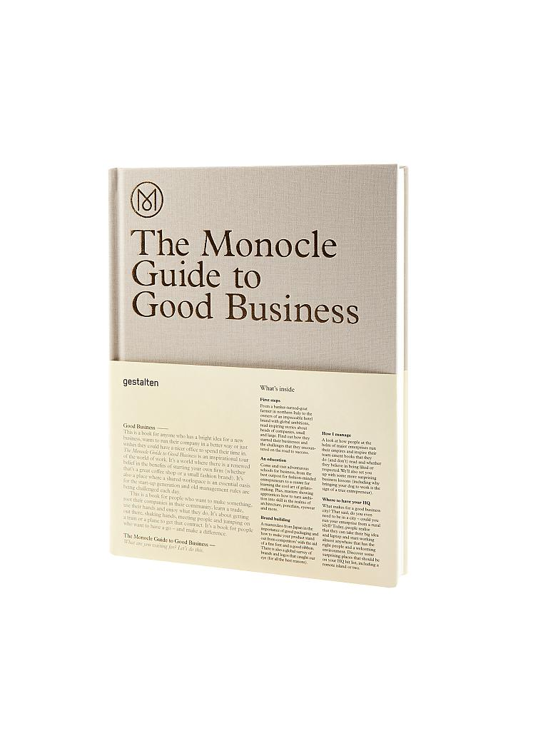 gestalten verlag buch the monocle guide to good business tuck 999. Black Bedroom Furniture Sets. Home Design Ideas