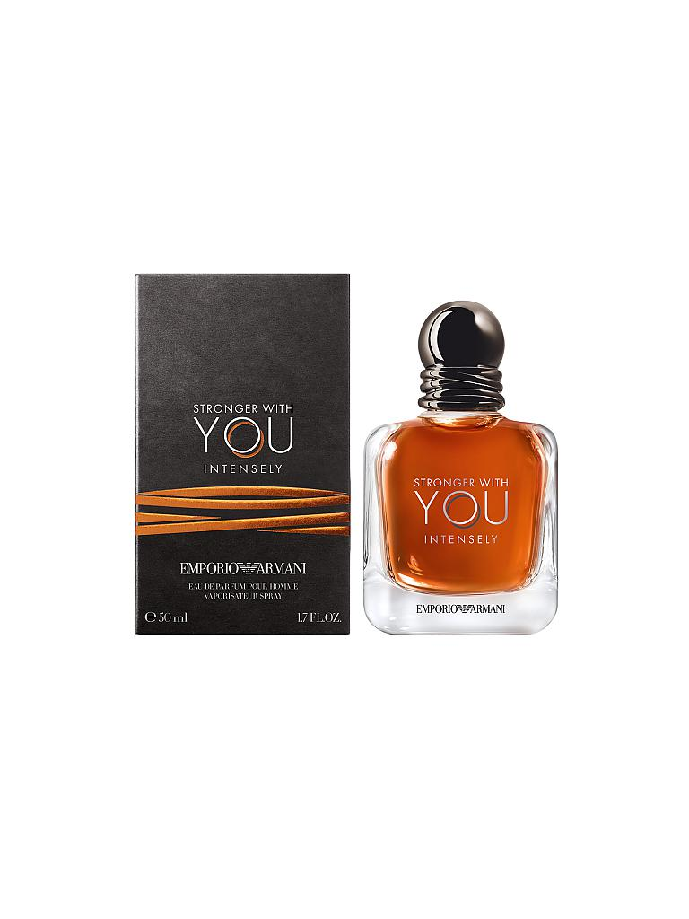Stronger De Parfum Vaporisateur Eau With 50ml Intensely You wk8nP0O