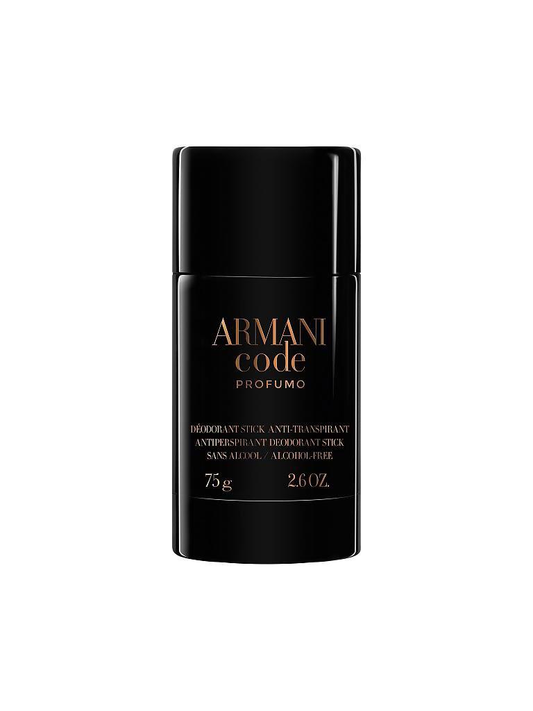 giorgio armani code homme profumo deodorant stick 75g. Black Bedroom Furniture Sets. Home Design Ideas