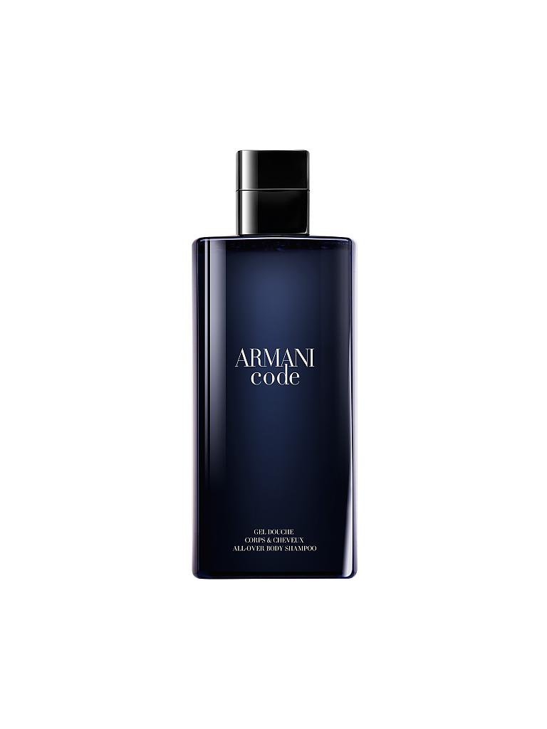 GIORGIO ARMANI | Code Homme Shower Gel 200ml | transparent