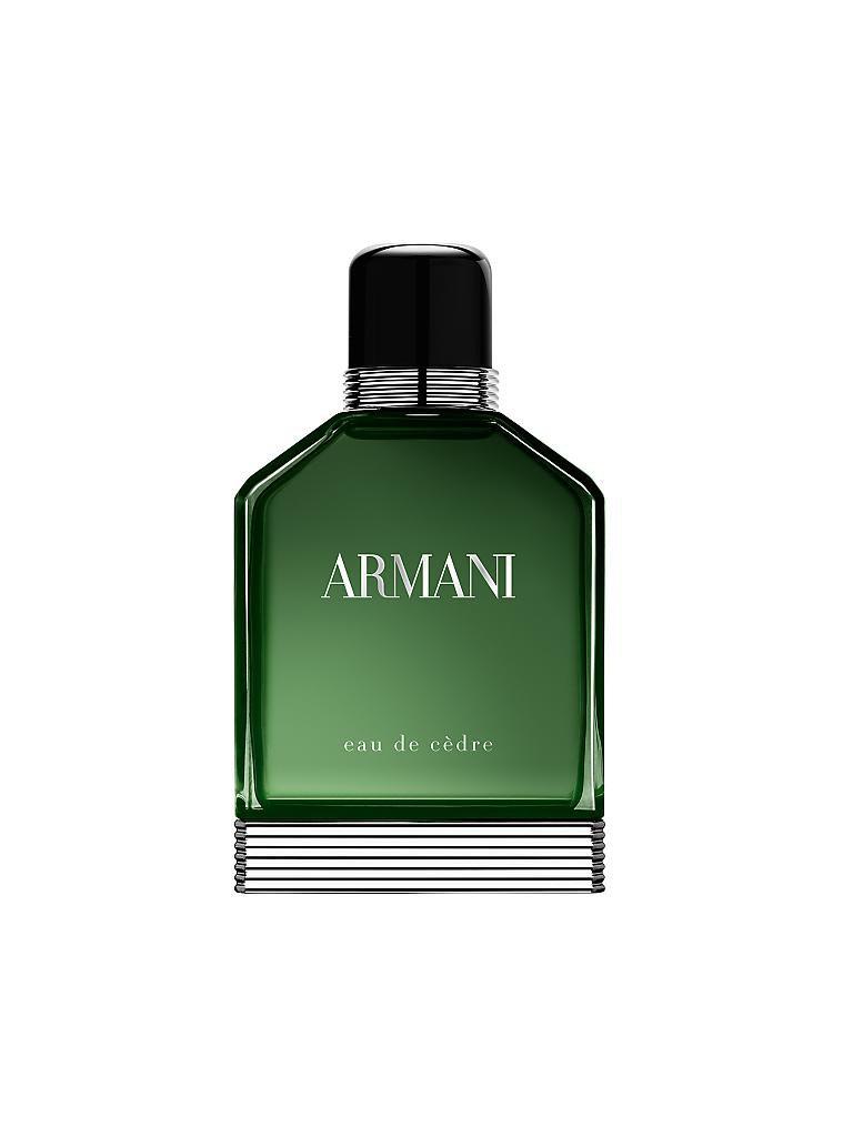 Giorgio Armani Eau De Cedre Eau De Toilette Vaporisateur 50ml