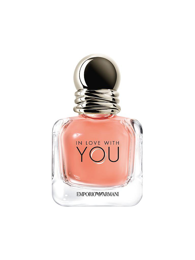 GIORGIO ARMANI | In Love With YOU Eau de Parfum Vaporisateur 30ml | transparent