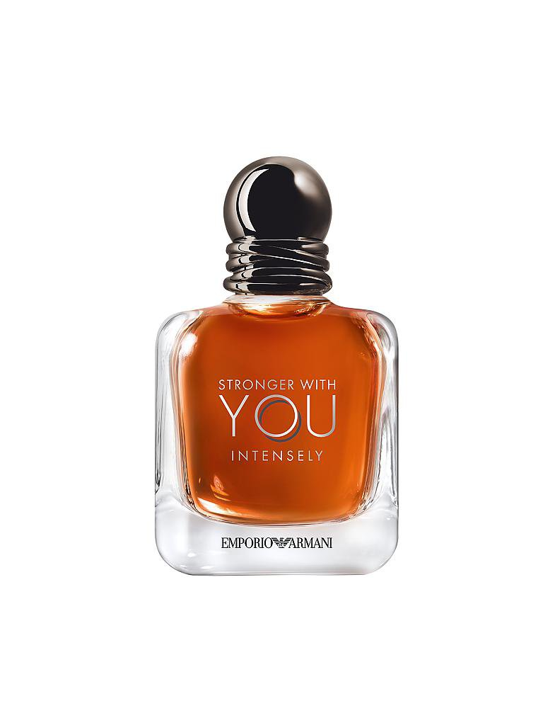 GIORGIO ARMANI | Stronger With YOU Intensely Eau de Parfum Vaporisateur 50ml | transparent