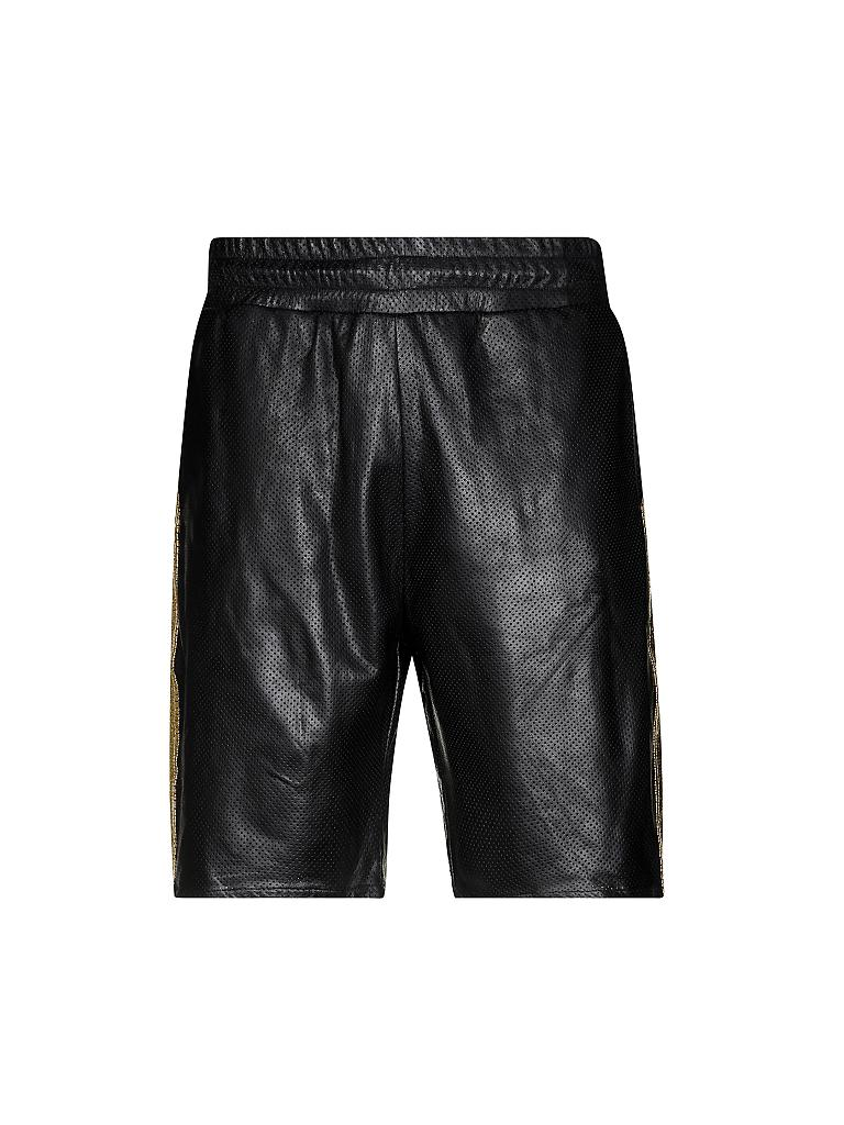 GIORGIO BRATO Leder-Short schwarz   46 7b30c57ea1