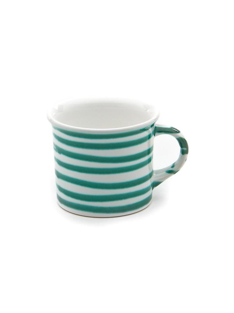 gmundner keramik h ferlkaffee glatt gr n geflammt 0 24l gr n. Black Bedroom Furniture Sets. Home Design Ideas