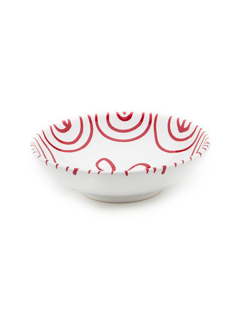 gmundner keramik salatschale rot geflammt 17cm rot. Black Bedroom Furniture Sets. Home Design Ideas