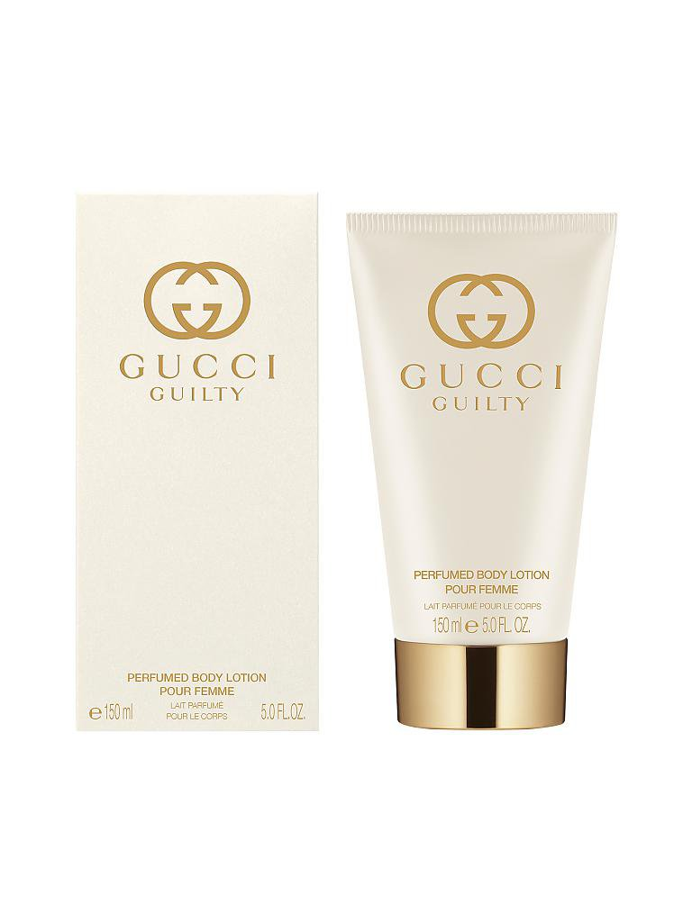 GUCCI | Guilty Body Lotion 150ml | transparent